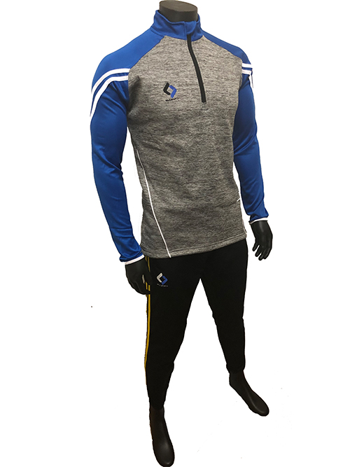 custom team tracksuits by Rolo Sports